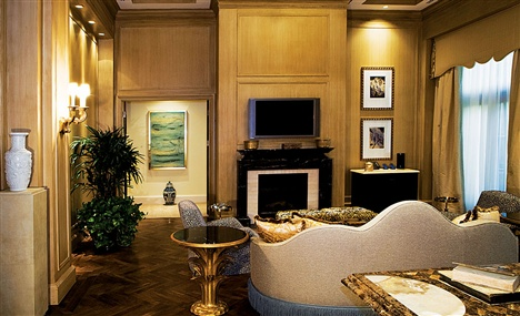 Апартаменты класса люкс Chairman Suites в Палаццо